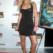 Royalty-Free Stock Photo: Kayden Kross  at the Premiere of Pirates 2. Orpheum Theatre, Los Angeles, CA. 09-27-08
