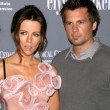 ������, ������: Kate Beckinsale and Len Wiseman