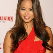 Постер, плакат: Jamie Chung at the 2009 Maxim 100 Party Barker Hanger Santa Monica CA 05 13 09