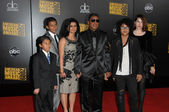 Jermaine Jackson at the 2009 American Music Awards Arrivals, Nokia Theater, Los Angeles, CA. 11-22-09 — Stock Photo