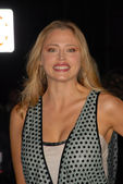 "Estella Warren at the premiere of '2012,"" Regent Cinemas L.A. Live, Los Angeles, CA. 11-3-09 — Stock Photo"