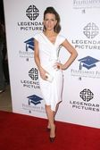 Kate Beckinsale at the Fulfillment Fund's STARS 2008 Benefit Gala. Beverly Hilton Hotel, Beverly Hills, CA. 10-13-08 — Stock Photo