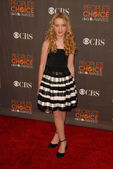 Kathryn Newton at the arrivals for the 2010 Choice Awards, Nokia Theater L.A. Live, Los Angeles, CA. 01-06-10 — Stock Photo