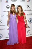 Katherine Flynn and Jane Seymour at the 30th Annual Carousel of Hope Ball to benefit the Barbara Davis Center for Childhood Diabetes, Beverly Hilton, Beverly Hills, CA. 10-25-08 — Stock Photo