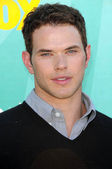 Kellan Lutz at the Teen Choice Awards 2009. Gibson Amphitheatre, Universal City, CA. 08-09-09 — Stock Photo