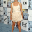 Keisha Castle-Hughes at the 2009 Film Independents Spirit Awards. Santa Monica Pier, Santa Monica, CA. 02-21-09 - Stock Photo
