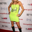 Alana Curry at the party celebrating the February Issue of Thats Hot Magazine featuring cover girl Bridgetta Tomarchio. Foxtails, West Hollywood, CA. 02-28-09 - Stock Photo