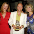 Ad Bol and wife with Rena Riffel  at the 9th Estepona International Week of Horror and Fantasy Cinema Film Festival. Estepona, Spain. 09-08-08 - Stock Photo