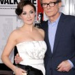 Carice van Houten and Bill Nighy — Stock Photo