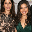 Ana Ortiz, America Ferrera — Stock Photo #15113963