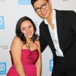 Постер, плакат: Rick Yune and Margarita Vargas