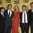 Ken Jeong, Ed Helms, Heather Graham, Justin Bartha and Bradley Cooper - Stok fotoğraf