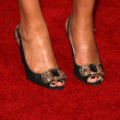 Sanaa Lathan's shoes — Stock Photo
