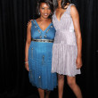 Alfre Woodard and Mavis Spencer  at the 9th Annual Awards Season Diamond Fashion Show Preview, Beverly Hills Hotel, Beverly Hills, CA. 01-14-10 - Stok fotoğraf