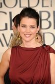 Julia Ormond at the 66th Annual Golden Globe Awards. Beverly Hilton Hotel, Beverly Hills, CA. 01-11-09 — Стоковое фото