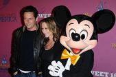 Ross mccall a jennifer love hewitt — Stock fotografie
