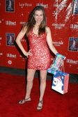 Alicia Arden at LA Directs 2nd Annual Remember to Give Toy Drive. Les Deux, Hollywood, CA. 12-11-08 — Stock Photo