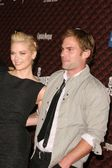 Jaime King and Seann William Scott — Stock Photo