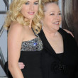 Постер, плакат: Kate Winslet and Kathy Bates at the World Premiere of Revolutionary Road Mann Village Theater Westwood CA 12 15 08