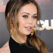 Alexis Dziena  at the Los Angeles Premiere of Entourage Season Six. Paramount Theater, Hollywood, CA. 07-09-09 - Stock Photo