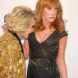Joan Rivers and Kathy Griffin at Comedy Central's Roast of Joan Rivers. CBS Studios, Los Angeles, CA. 07-26-09 - Stock Photo
