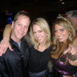 Постер, плакат: Keifer Sutherland Renee Intlekofer and Bridgetta Tomarchio at Bridgetta Tomarchio B Day Bash and Babes in Toyland Toy Drive Lucky Strike Hollywood CA 12 04 09