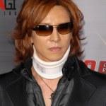 Yoshiki Hayashi — Stock Photo #15123285
