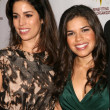 Ana Ortiz, America Ferrera — Stock Photo #15124875