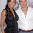 Vivica A. Fox and Antonio Sabato Jr at Fox Reality Channel's 'Really Awards' 2009. Music Box Theatre, Hollywood, CA. 10-13-09 — Stock Photo