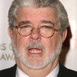 George Lucas at the 13th Annual Art Directors Guild Awards. Beverly Hilton Hotel, Beverly Hills, CA. 02-14-09 — Stock Photo