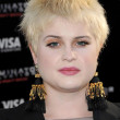 Kelly Osbourne at the Los Angeles Premiere of Terminator Salvation. Graumans Chinese Theatre, Hollywood, CA. 05-14-09 — Stock Photo #15128431