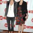 Katherine Moennig and Leisha Hailey  at the Showtime Winter TCA Party. Roosevelt Hotel, Hollywood, CA. 01-14-09 - Stock Photo