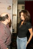 Jason Alexander  and Teri Hatcher — Stock Photo