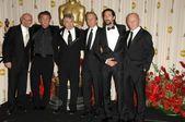 Ben Kingsley, Robert De Niro, Sean Penn, Michael Douglas, Adrien Brody, Anthony Hopkins — Stock Photo