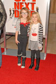 Emily Grace Reaves and Noah Cyrus — Stock Photo