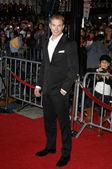 "Kellan Lutz at the ""The Twilight Saga: New Moon"" Los Angeles Premiere, Mann Village Theatre, Westwood, Ca. 11-16-09 — Stock Photo"