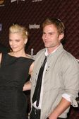 Jaime King und Seann William Scott — Stockfoto