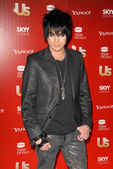 Adam Lambert at the Us Weekly Hot Hollywood Style 2009 party, Voyeur, West Hollywood, CA. 11-18-09 — 图库照片