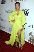 Keyshia Cole at the Salute To Icons Clive Davis Pre-Grammy Gala. Beverly Hilton Hotel, Beverly Hills, CA. 02-07-09 — Stock Photo