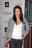 Jessica Szohr at the MAXIM magazine and Ubisoft launch of Assassin's Creed II, Voyeur, West Hollywood, CA. 11-11-09 — 图库照片