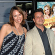 Albert Torres and Wife At the Premiere of Henry Poole is Here.  Arclight Cinemas, Hollywood, CA. 08.07.08. - Stock Photo
