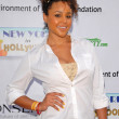 Hayley Marie Norman  at &quot;New York in Hollywood&quot; benefitting children with autisim, Down syndrome and other challenges, CBS Studio Center, Studio City, CA 10-04-09. - Stok fotoraf