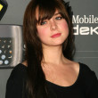 Alessandra Toreson at the T-Mobile Sidekick LX Launch Party. Paramount Studios, Hollywood, CA. 05-14-09 - Stok fotoraf