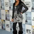 Kiki Palmer at the 2009 Film Independents Spirit Awards. Santa Monica Pier, Santa Monica, CA. 02-21-09 - Stok fotoraf