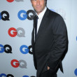 Aaron Eckhart  at the 2008 GQ Men of the Year Party. Chateau Marmont Hotel, Los Angeles, CA. 11-18-08 - Stok fotoraf