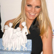Jessica Simpson at Operation Smile&#039;s 8th Annual Smile Gala. Beverly Hilton Hotel, Beverly Hills, CA. 10-02-09 - Stockfoto