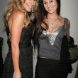 Haylie Duff and Jenn Laskey - Stok fotoraf
