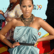 Adrienne Bailon  at the 2009 BET Awards. Shrine Auditorium, Los Angeles, CA. 06-28-09 - Stok fotoraf