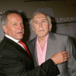 ������, ������: Wolfgang Puck and Kirk Douglas