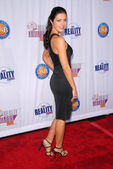 Adrianne Curry at Fox Reality Channels Really Awards 2009. Music Box Theatre, Hollywood, CA. 10-13-09 — Stock Photo
